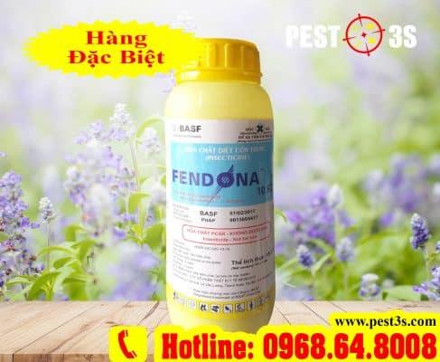 Fendona 10SC - Thuốc diệt muỗi không độc, không kích ứng da tại Hà Nội