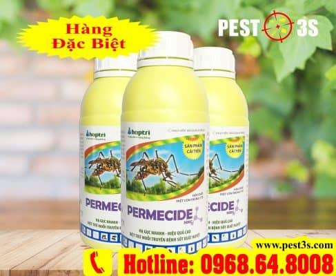 Permecide 50EC (1000ml) - (Hàng ẤN ĐỘ) - Thuốc diệt côn trùng, muỗi, gián, ruồi, kiến, bọ chét..
