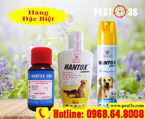 Cách sử dụng các loại thuốc Hantox