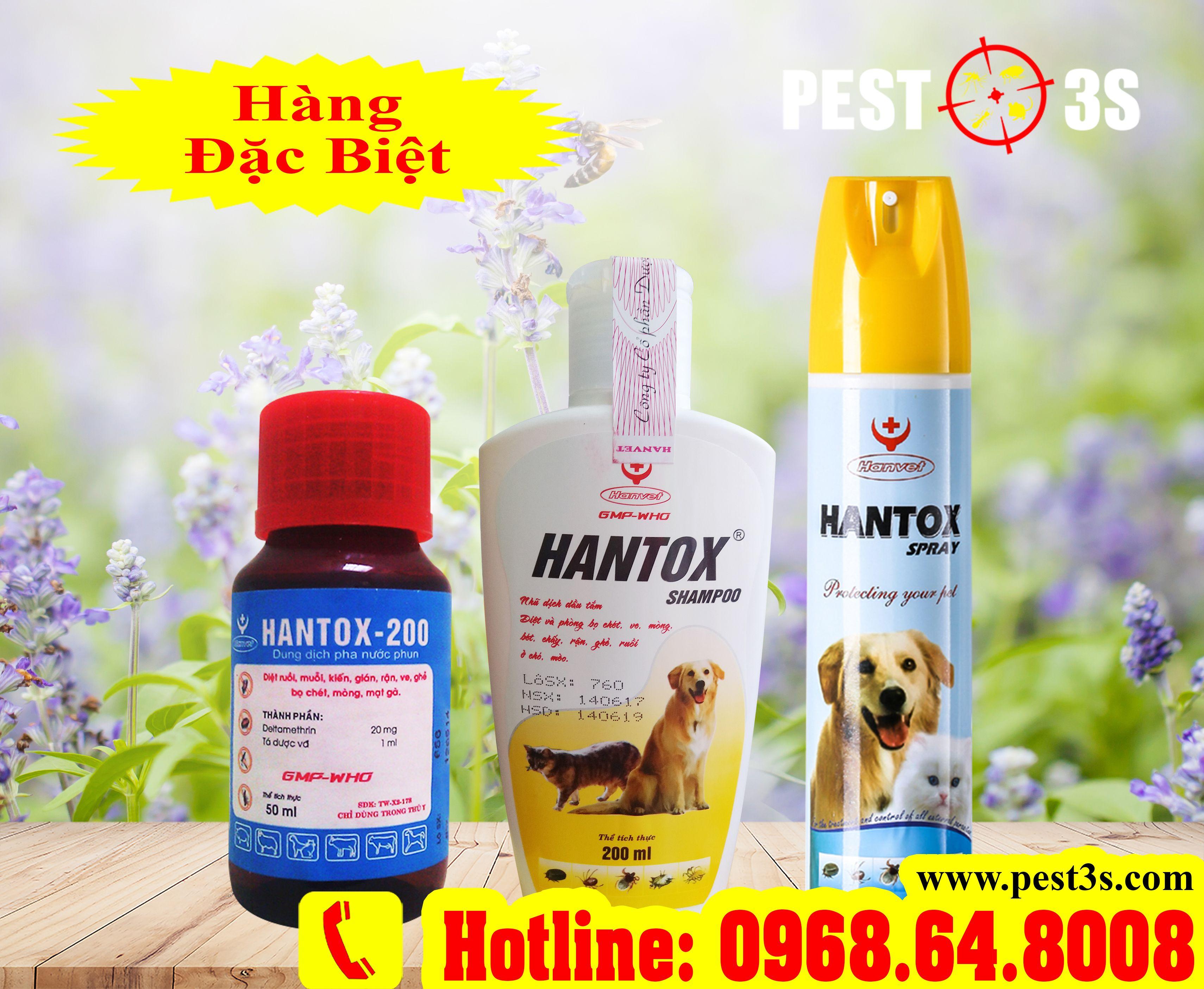 Nhận dạng và cách sử dụng thuốc Hantox
