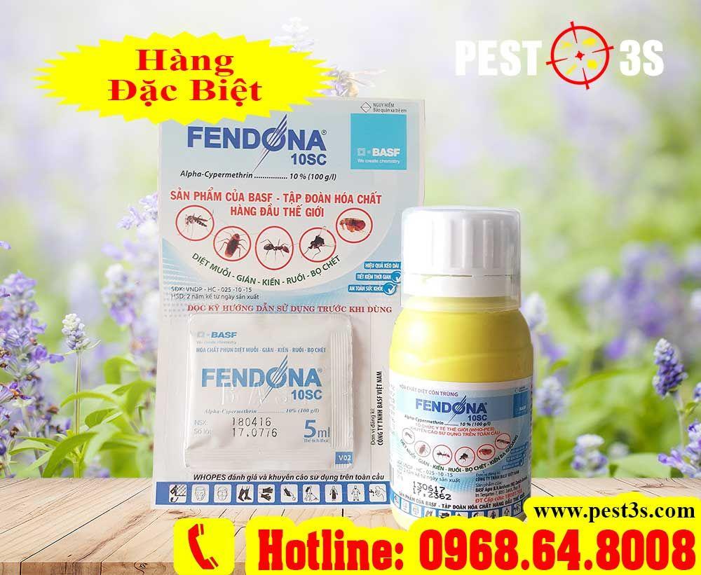 Fendona 10SC – Thuốc phòng và diệt gián Đức chuyên dụng