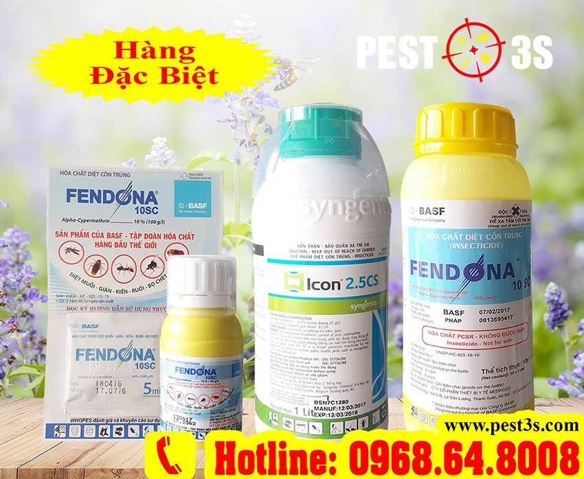 Thuốc tẩm mùng màn, chống và diệt muỗi hiệu quả nhất